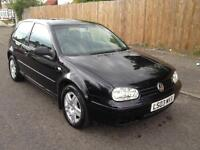 2003 VW GOLF GTI WITH MOT AND TAX QUICK SALE