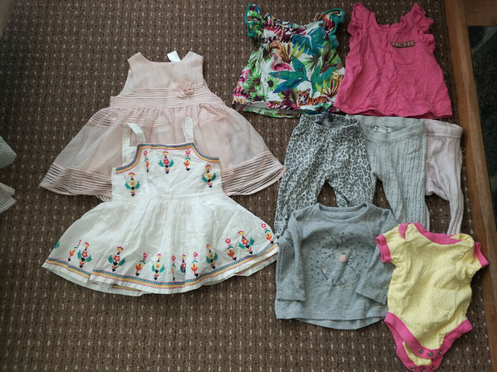 05bf660fb Baby girl clothes bundle up to 24 months