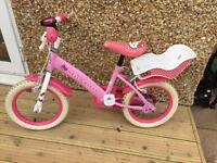 Hello kitty girl bike for sale