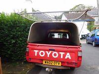 Toyota Hilux 2WD D4D
