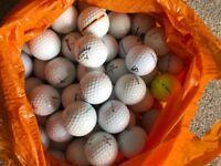 Used golf balls x82