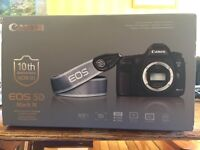Canon 5D Mark iii barely used