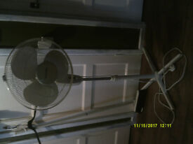 Large (16inch) Lloytron Pedestal FAN For Sale !