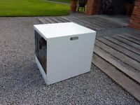 Dog box for truck or estate type car
