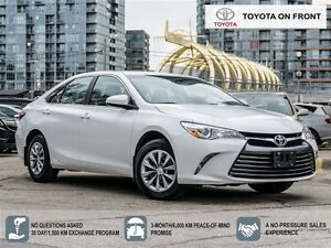 2015 Toyota Camry LE, Well Maintained, One Owner