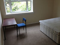 Nice double room to let Inch area close to KB for full time students