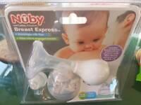 Nuby Breast Pump