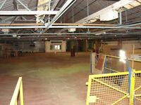 commercial Storage/ Warehouse available for rent