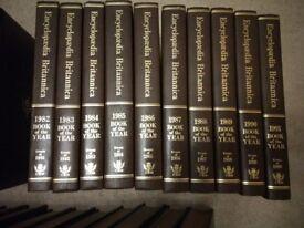 Encyclopedia Britannica and Macropedia