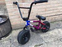 Rocker mini bmx bike, Phats