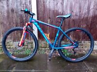 Cube Analog Mountain Bike - 29'' wheels, 48cm (19'') frame, disk brakes, excellent condition!