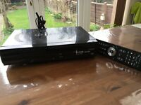 I star X40000 MEGA FULL HD& amp, Satellite Receiver plus Subscription for one Year
