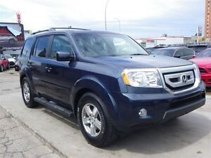 2010 Honda Pilot EX-L w/RES 4X4|BACK.UP CAM|DVD|LEATHER|SUNROOF
