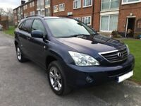 Black Lexus RX 400H, Hybrid, Full Leather, Navigation, Reverse Camera and Much More