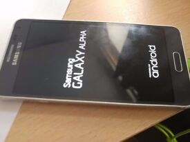 Samsung Galaxy Alpha 32GB unlocked - fully functional great smartphone. One owner from new. London