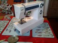 Sewing machine, New Home by Janome.