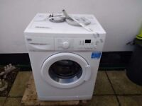 Washing machine, 7kg wash A+++ approximately a year old or less