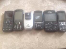 Spares or repairs mobile phone