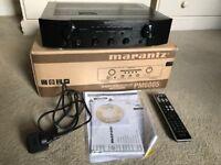 Marantz PM6005 Stereo Integrated Amplifier in Black