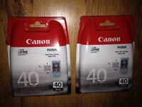 Genuine Canon Pixma Ink Cartridge