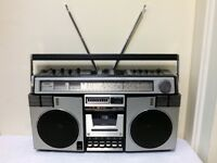 AIWA TPR-945K Vintage Boombox,Made in Japan