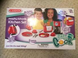Kids breakfast roleplay set
