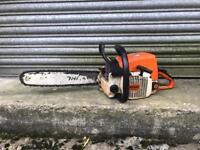 Stihl 029 petrol chainsaw