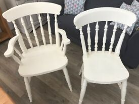 Vintage Dining Chairs 6
