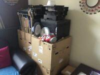 Dell Laser Printers lot Of 6 , C2665DN , C2660dn , Colour laser printers lot