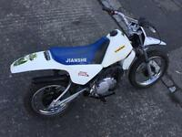 Janshe 80cc same as pw 80 but just a copy