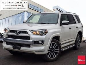 2016 Toyota 4Runner LIMITED 4x4 * Leather * Navigation * Power S