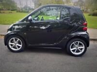 Smart Fortwo 1L Auto MHD Pulse Softouch 61 Plate 52k Miles