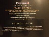 Ceramic Hair Straighteners Kit, Unopened in Box