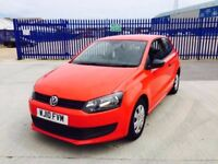 VW POLO 1.4 3DR MAIN DEALER SERVICE HISTORY NEW MOT
