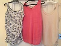 Summer size 12 maternity clothes