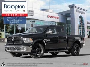 2016 Ram 1500 SLT 4X4 | TRADE-IN | LOW KMS | 8.4 IN TOUCHSCREEN