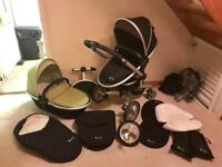 Silver Cross Surf Buggy Travel System