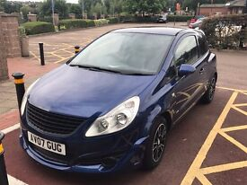 Vauxhall Corsa D Modified