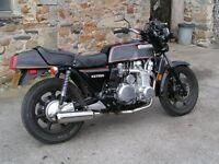 1979 Kawasaki Z1300 6 Cylinder Motorcycle