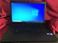 HP Compaq laptop Presario CQ57 Windows 10 i3 CPU