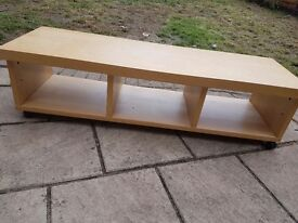 Tv unit ,fits up to 60inch