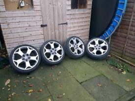 19inch snowflake alloys wheels