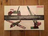 Things Classic Meccano Construction set, un-used