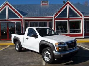 2010 GMC Canyon SLE!! ONLY 057000 LOW LOW KM'S!! YES IT HAS AIR!