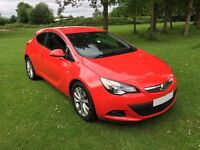 2012 VAUXHALL ASTRA GTC SRI 2.0 CDTI VERY LOW MILEAGE HPI CLEAR CHEAPEST ANYWHERE