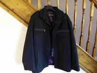 Immaculate XL Mens winter Coat never worn BNWT.