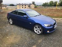 2007 bmw 320d coupe swap or px for van a4 Jetta jeep Honda Skoda