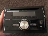 Pioneer FH X700BT stereo