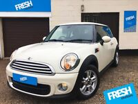 Mini One 1.6 One D (Sport Chili pack) 3dr Hatch 2012(62) - 12 Months MOT and Full Service History