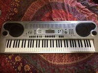 Casio LK-73 Keyboard and Stand